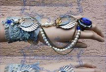 Mermaid Accessories / Tops, Hair Accessories, Jewelry, Tridents, everthing a mermaid or merman needs to stay classy!