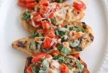 HEALTHY MEALS UNDER 500 CALORIES / by Under cover Lover of all things Pinterest