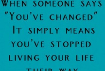 quotes / by Tessa Ridout