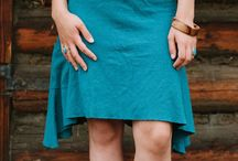 Women's Eco Fashion / Women's hemp and organic cotton clothing from Circle Creations