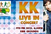 KK Live - IIM Bangalore