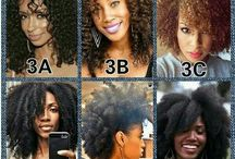 Type 3C/4C natural Hair