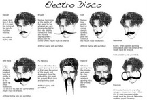 Mustache Party Ideas / by Lacy Kabrich