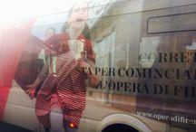 Opera di Firenze / Campagna publicitaria nuovo teatro dell'Opera di Firenze Photo Lorenzo Pesce Styling Agnese Fazolo Ang un bebé
