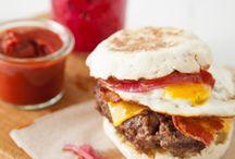Burgers for Breakfast