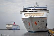 Wycieczkowce w Gdyni / Cruise Ships in Gdynia
