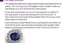Hope Diamond / The Hope Diamond has a history linking to France and to the Curse of the Hope Diamond.  Were is the original?