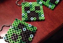 Key chains of Minecraft
