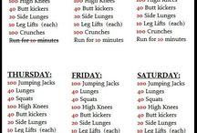 Fitness, edzés, mozgás