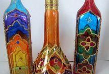 Decoracion de botellas