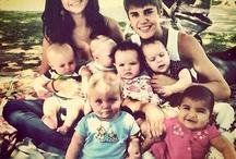 Justin & Selena / Hehheh