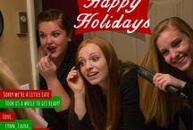 Holidays / Ideas for the Holidays / by Jackie Cookfair