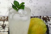 Recipes - Non Alcoholic Drinks and Smoothies / Drinkables