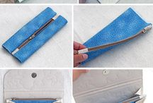 wallet&bag diy sew