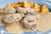 recetas carne de cerdo