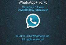 تحميل برنامج واتس اب بلس whatsapp plus للاندرويد