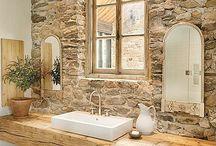 Bathroom Ideas / by Kelly Wood