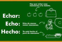 Ortografía / Reglas básicas de ortografía