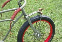 elementos bicicletas artesanales