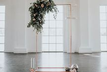 Industrial Wedding Styled Shoot