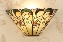 Tiffany lampade