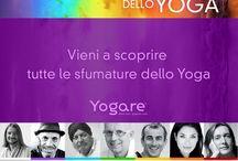 L'arcobaleno dello Yoga / Yogare ti invita a partecipare al suo primo Ritiro di Yoga, che ti darà l'opportunità di conoscere e praticare insieme a sette dei suoi insegnanti. http://blog.yogare.eu/eventi/  Nelle giornate del Ritiro si alterneranno infatti le lezioni di sette diversi insegnanti e avrai la possibilità di scoprire le molteplici sfumature dello Yoga, grazie alla pratica di diversi stili.