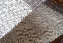What's on my loom / Here's what I'm currently weaving at Weft Blown