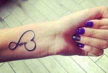 Tattoo - Wrist