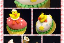 CHOCOLATE EASTER EGGS!!! / Chocolate eggs with sugarpaste!!!