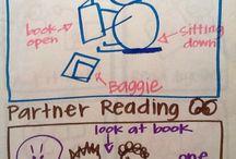 Kindergarten Reader's Workshop / by Tina Franceschi