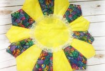 Quilted Doilies