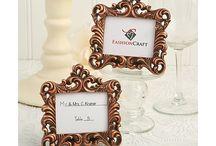 Matrimonio Classico Barocco / Accessori per un matrimonio a tema classico e dalle linee barocche!