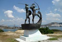 Salamina island - Greece