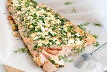 Recepten met vis