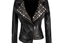 Lather jacket