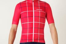 Summer Jersey Square Red