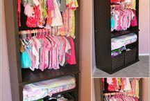 Bby D's closet