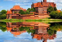 Castle palace _ zamki pałace