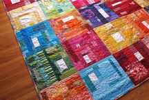 charm square and scrap quilts