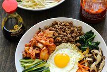 Korean food :)