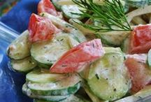 Salads / by Diana Hale