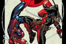 spideypool covers