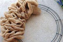Craft:  wreaths