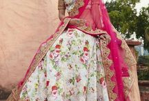 Robe indienne
