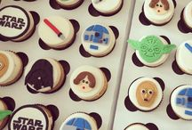 Dominic's 8th birthday / Star wars / by Jessica Wolfe-Bueno
