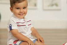 Navy Style / Fashion for Children by Kolor Kids