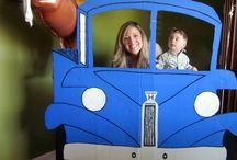 Little Blue Truck Birthday! / by Kayla Mitchell Kerstetter