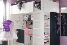 Kids/teens bedrooms