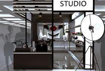 Arquitetura e design de interiores / Referências de arquitetura e design de interiores para equipe D'Sapê no desenvolvimento de projetos.