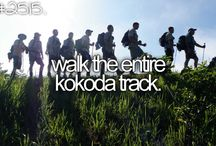Bucket list / Things I will do in my life